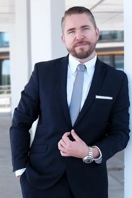 Advokatfullmektig Erling Løken Andersen i Berngaard.