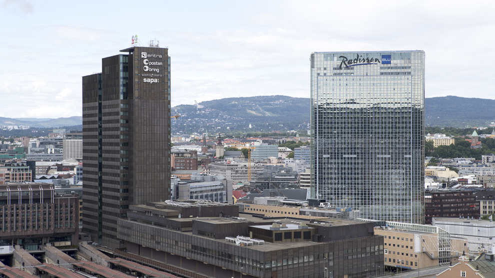 Vil bygge nytt tårn ved Oslo Plaza - Næringsliv - E24
