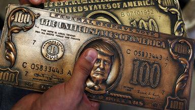 16128292 Goldman Sachs: Donald Trump driver opp gullprisen