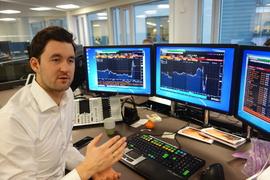 <p>Joachim Bernhardsen, makrostrateg i Nordea Markets</p>