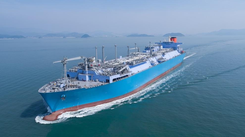 <p><b>DAGSBEHOV:</b> Skipet MOL FSRU Challenger rommer i overkant av et dagsbehov av flytende naturgass for hele Tyrkia.</p>