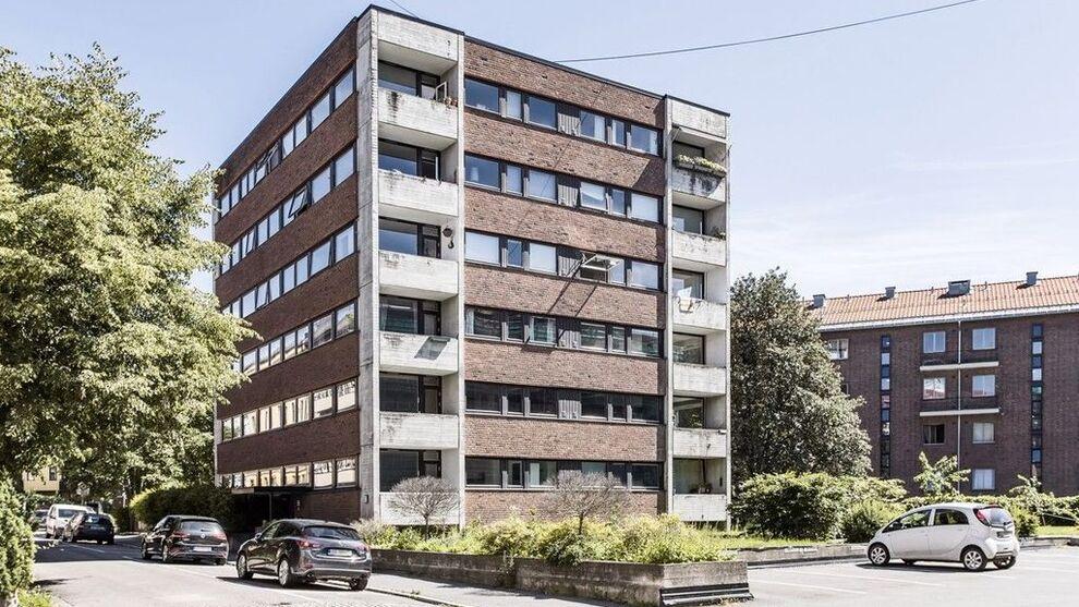 <p><b>BLOKK:</b> Den nysolgte leiligheten er på 54 kvadratmeter og ligger i Larviksgata 5 i området Sagene/Bjølsen.</p>