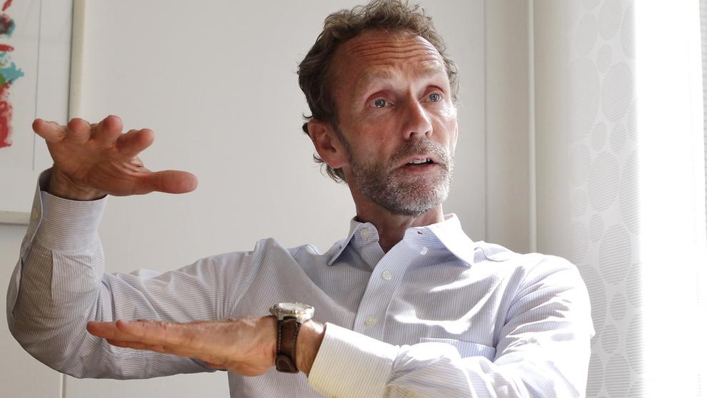 <p><b>UTELUKKER IKKE SPINNVILL BOLIGPRISVEKST:</b> Sjeføkonom Harald Magnus Andreasseen i Swedbank holder muligheten åpen for at kjøpere i Oslo kan gå av skaftet i år.</p>