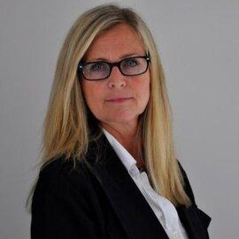 <p>Kristin Male, direktør i Norges Taxiforbund.</p>