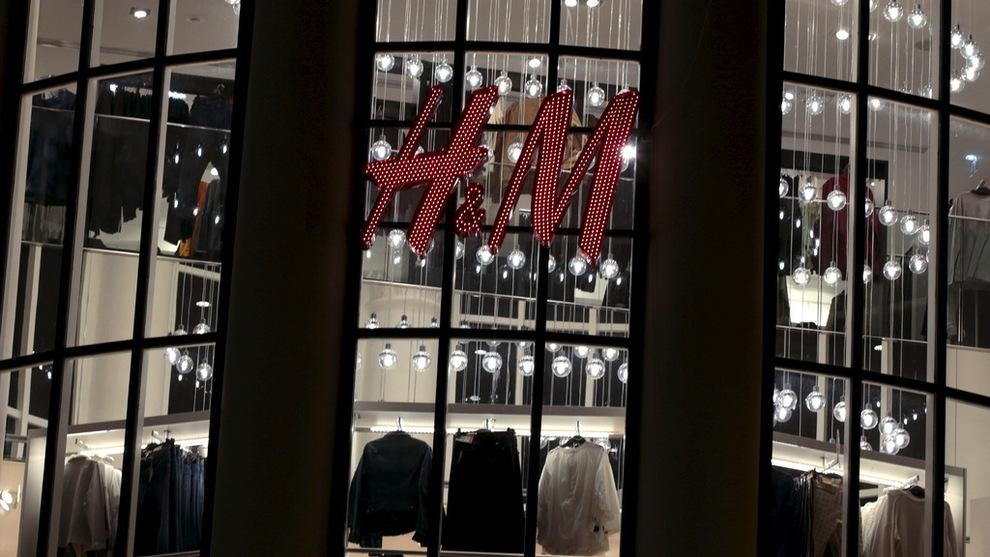 3222d1f2 Nytt resultatfall for H&M: – Starten på året har vært tøff - H&M ...