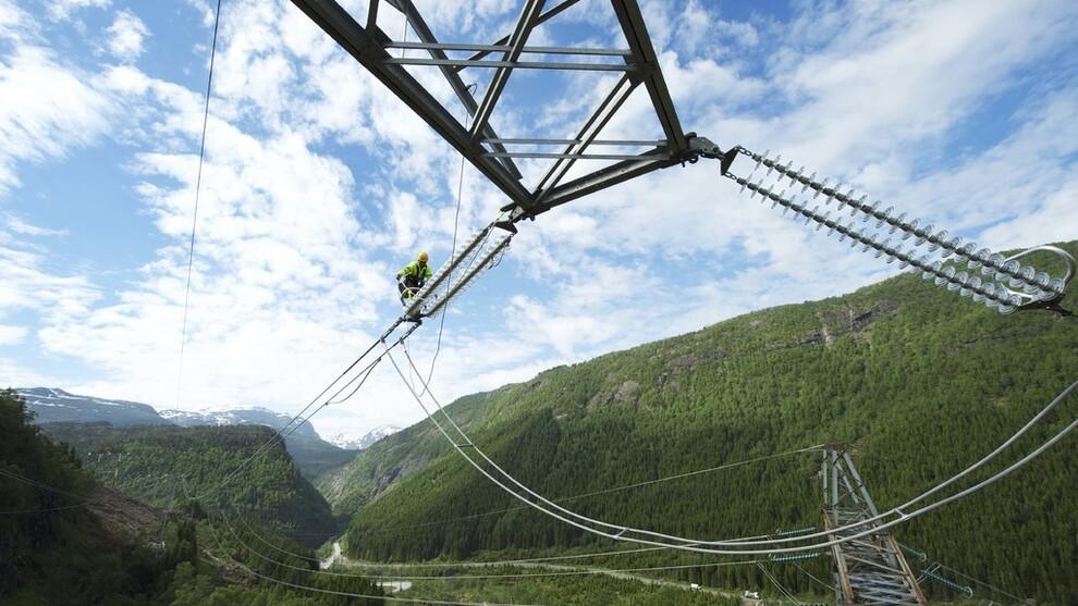 72add32d8 Spår store svingninger i strømprisen - Strøm - Energi - E24