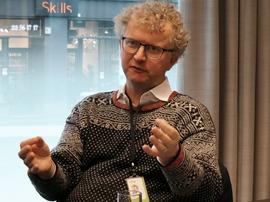 <p>Sjeføkonom Jan L. Andreassen i Eika Gruppen.</p>
