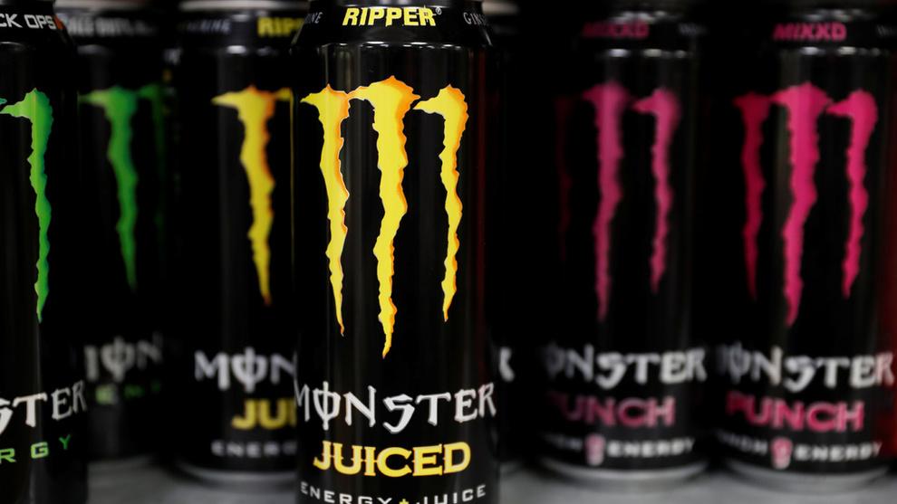 SAKSØKTE: Energidrikk-kjempen Monster tapte i tingretten, etter at de tok norske Manimal for retten på grunn av de de anser som for sterk produktlikhet.