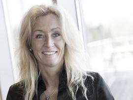 <p><b>– JA, DET ER REALISTISK:</b> Privatmegleren-direktør Grethe Meier.</p>