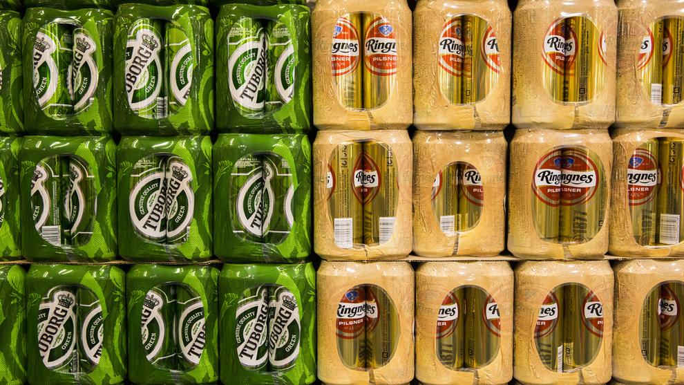 <p><b>BILLIGERE?</b> KrF vil vurdere om partiet skal gå inn for lavere alkoholavgift for norsk øl. Dersom de gjør det, er det flertall i Stortinget for endringen.</p>