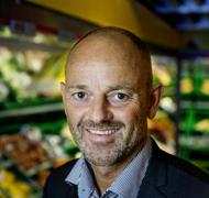Kommunikasjonsdirektør i Coop, Bjørn Takle Friis.