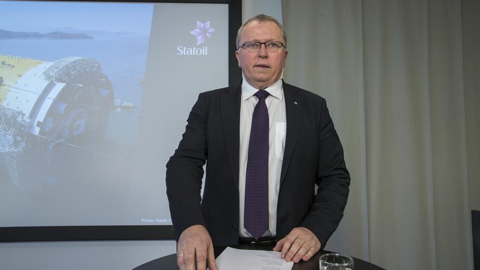 <p><b>BLAR OPP I BRASIL:</b> Konsernsjef Eldar Sætre i Statoil.</p>