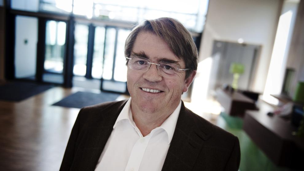 <p><b>POSITIV:</b> Jan Petter Sissener trekker frem Fredriksens erfaringer med å rydde opp i «skakkjørte» selskaper.</p>