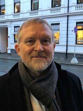 <p><b>SER ENDRINGER:</b> Direktør Øyvind Solberg Thorsen i Opplysningsrådet for veitrafikken.</p>