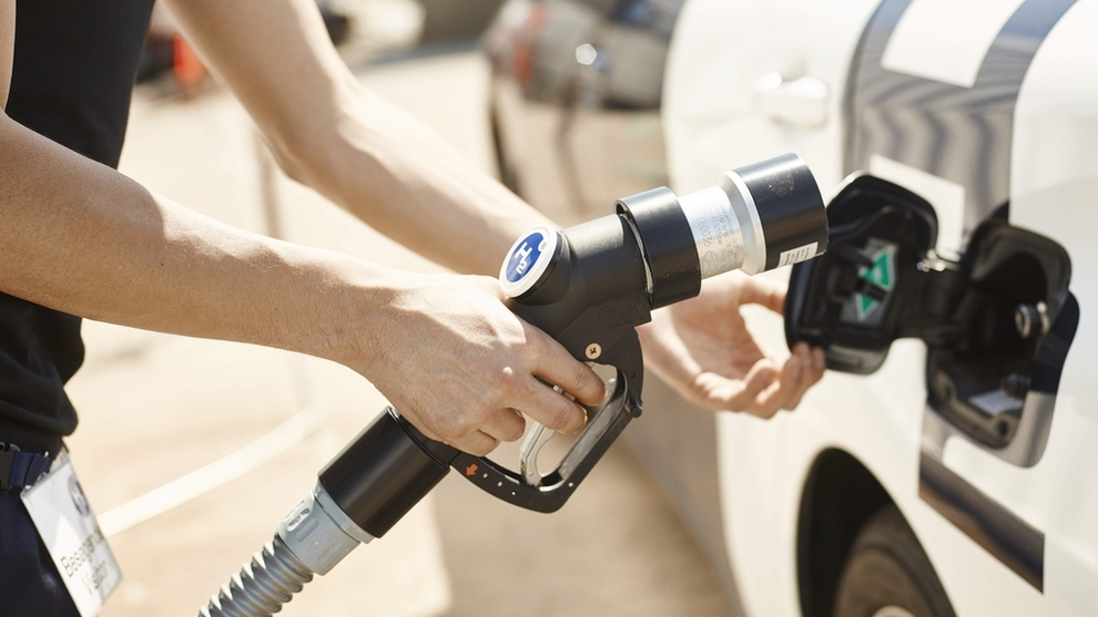 <p><b>BØRSOPPTUR:</b> Aksjen til hydrogenselskapet Nel er blant året børsvinnere så langt.</p>