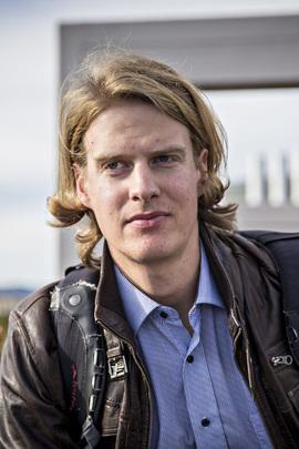 <p><b>KRYPTOEKSPERT</b>: Torbjørn Bull Jenssen i Arcane Crypto.</p>