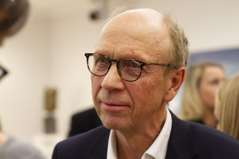 <p>KRITISK: Knut Kjær ledet Oljefondet fra 1998 til 2007. Siden da har Yngve Slyngstad ledet fondet.</p>