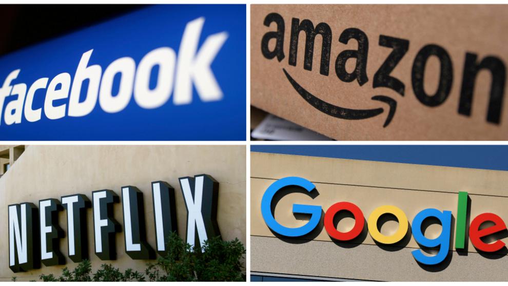 <p><b>COMEBACK:</b> De store teknologiselskapene har hatt en god start på børsåret.</p>