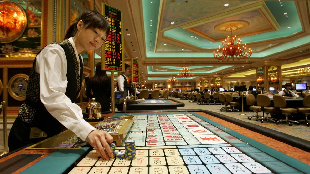<p><b>OLJEFONDKASINO</b>: Her på den kinesiske kasinoøya Macau har Oljefondet investert milliarder av kroner i børsnoterte gamblingselskaper.</p>