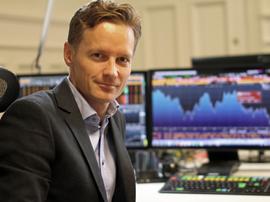 <p><b>IKKE INTERESSERT:</b> Sjeføkonom Bjørn Roger Wilhelmsen i Nordkinn Asset Management.</p>