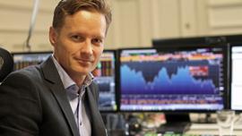 Sjeføkonom Bjørn Roger Wilhelmsen i Nordkinn Asset Management