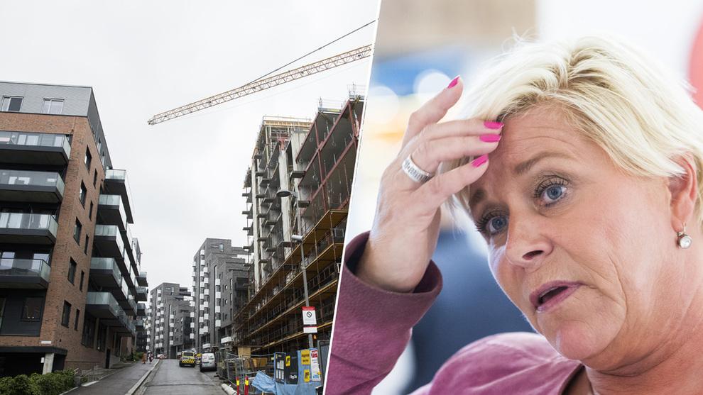 <p><b>IKKE LENGER TIL VÆRS:</b> Boligprisene i Oslo har falt kraftig den siste tiden, og flere eksperter tror prisene vil fortsette å falle i tiden framover.</p>