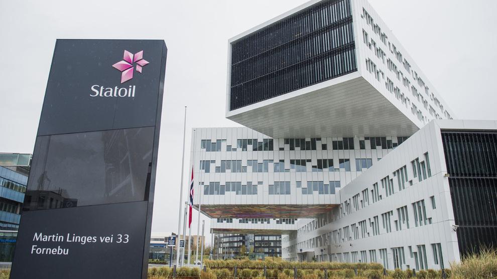 <p>Statoil sitt kontor på Fornebu</p>