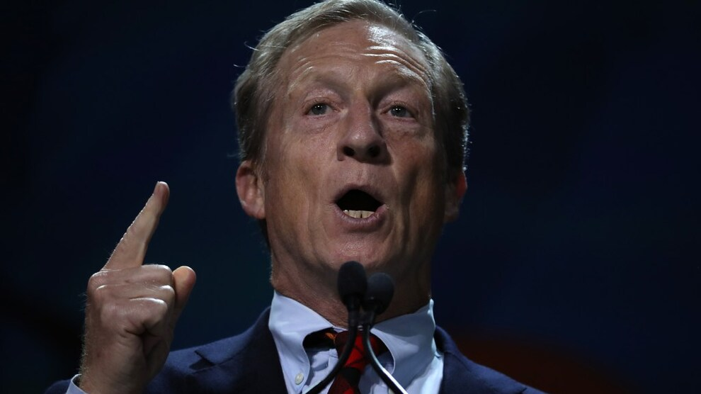<p>Tom Steyer ønsker å bli USAs nye president i 2020.</p>