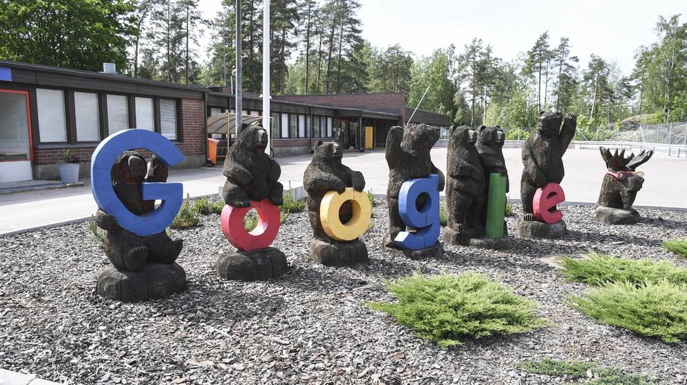 <p><b>KJØPTE TOMT:</b> Dette er Googles datasenter i Hamina i Finland. Nå har selskapet kjøpt en tomt i Skien, som selskapet skal ha i bakhånd i tilfelle det trenger flere datasentre i Europa. Det skriver lokalavisen Varden.</p>