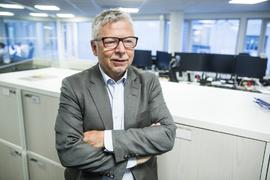 <p>Sjefanalytiker Nordea Markets, Erik Bruce, har et positivt syn på norsk økonomi</p>