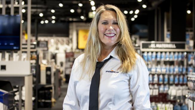 <p>Elizabeth Gill, markedssjef i Power Norge</p>