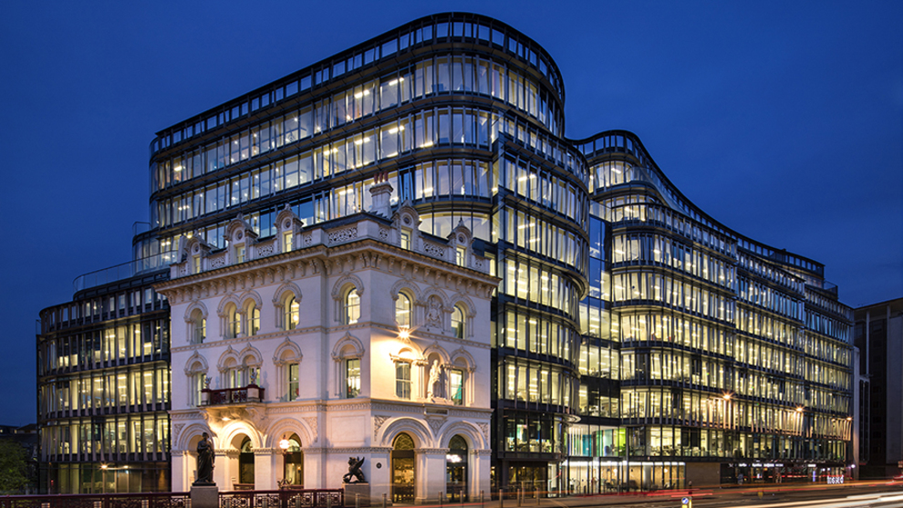 <p><b>SOLGT</b>: Oljefondet gjør kjempeinvestering i det britiske eiendomsmarkedet.</p>