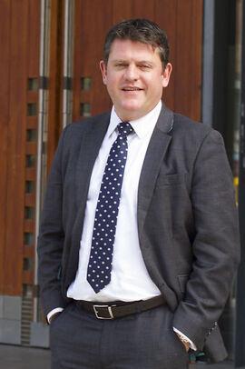 <p>Administrerende direktør i Maarud, Chris Samways.</p>