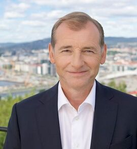 Direktør Carl O. Geving i Norges Eiendomsmeglerforbund (NEF)