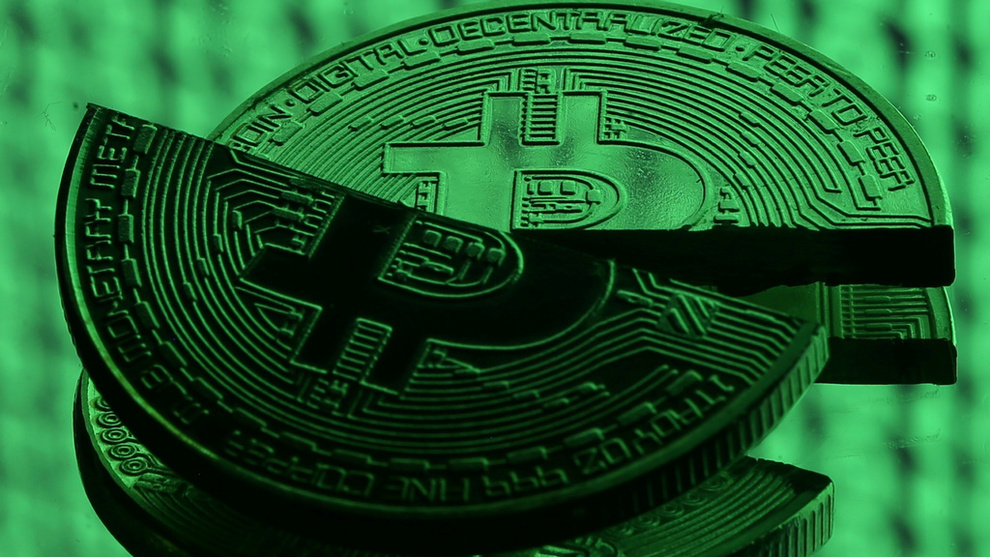 <p><b>OPPBLÅST:</b> Bitcoins elleville kursoppgang har alle elementer av en klassisk finansboble.</p>