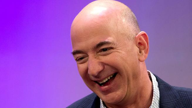 adbff36f Sjekk listen: Aksjehopp gjør han til verdens rikeste - Amazon - Børs ...