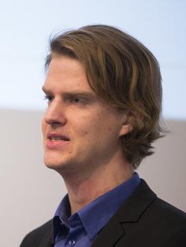 <p><b>MANIPULASJON:</b> Analytiker Torbjørn Bull Jenssen i Menon Economics tror prishoppet vi så i bitcoin cash i helgen var nøye planlagt, og et angrep mot bitcoin.</p>