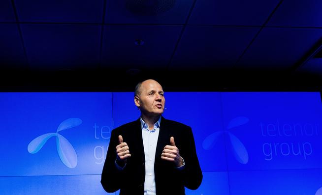 <p><b>KJØPER:</b> Konsernsjef Sigve Brekke i Telenor posisjonerer selskapet og seg selv for å bli med på veksten i det digitale annonsemarkedet.</p>
