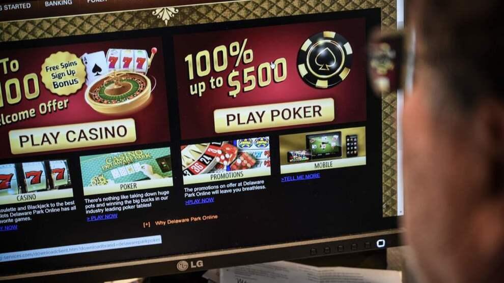 <p><b>GAME ON:</b> Tusenvis av nordmenn driver med pengespill på internasjonale nettkasinoer, men staten har gjort det vanskeligere det siste året. Spillselskapene mener det strider mot EØS-reglene.</p>