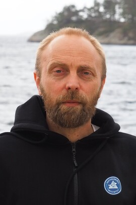 <p><b>HAVFORSKER OG ALGEEKSPERT:</b> Lars-Johan Naustvoll.</p>