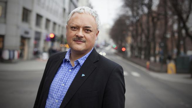 Fagdirektør Jorge Jensen i Forbrukerrådet.
