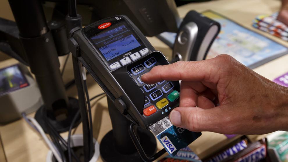 183bf01a Kommentar: Mobil betaling handler ikke om å bytte ut plastkortet med ...