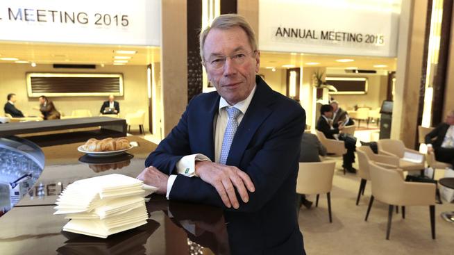 <p>JOBBER MOT KLIMAENDRINGER: Industrieier og investor Jens Ulltveit-Moe er talsperson for nettverket som vil gjøre Svalbard utslippsfritt.</p>