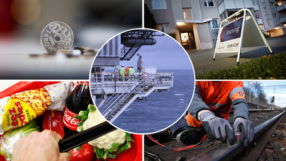 <p><b>FORTSETTER VEKSTEN:</b> Norsk økonomi svinger oppover etter to og et halvt år med svak vekst.</p>