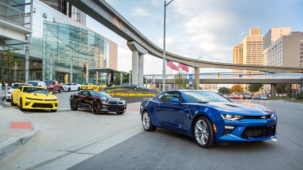 Tidenes Bil R I Usa General Motors Bil E24