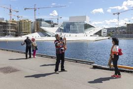 <p><b>LIKE DYRT:</b> Med 3,5 milliarder kroner i prislapp, er SNØ omtrent like dyrt som Operaen i Oslo.</p>