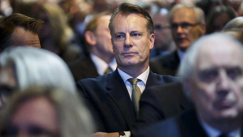 <p><b>ETIKKENS VOKTER:</b> Lederen av Oljefondets etikkråd, Johan H. Andresen, advarer selskaper som fondet investerer i, mot å utvikle såkalte drapsroboter.</p>