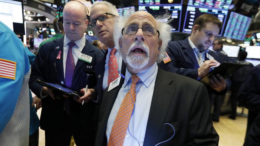 <p><b>NEDTUR:</b> USA-børsene avsluttet uken i rødt. Illustrasjonsfoto.</p>