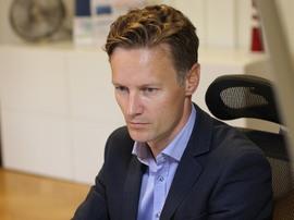 Sjeføkonom Bjørn Roger Wilhelmsen i hedgefondet Nordkinn Asset Management