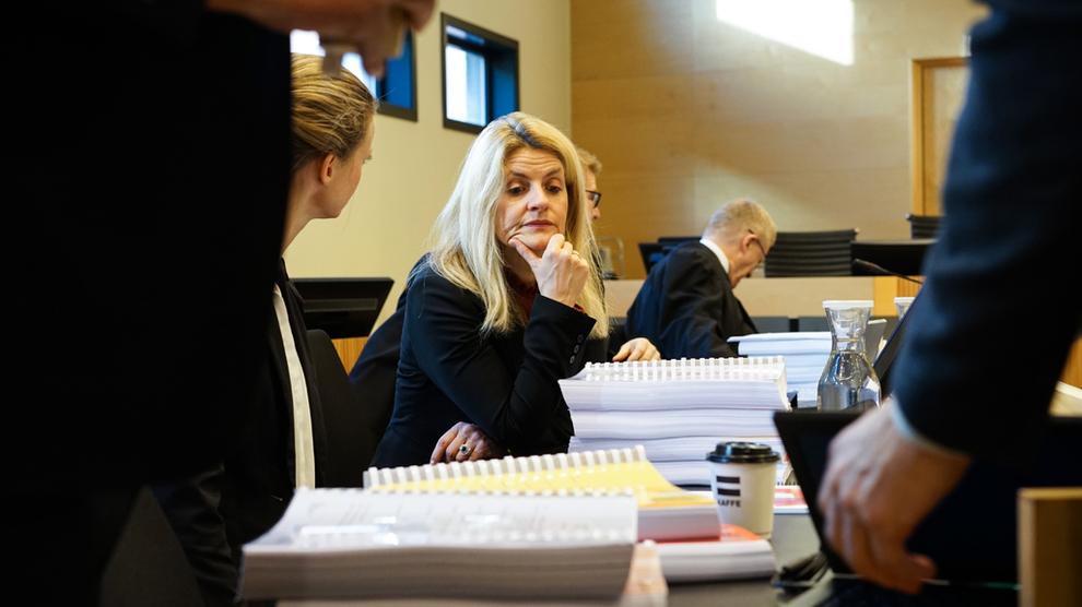 <p>Forbrukerdirektør Inger Lise Blyverket.</p>
